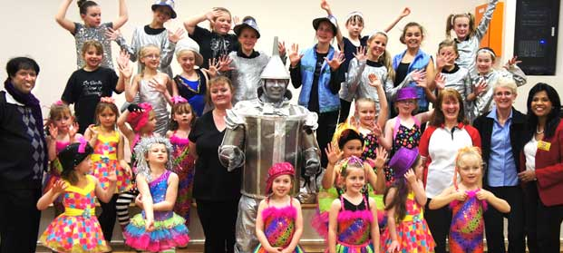 THe Wizard of Oz Show Drama Workshops
