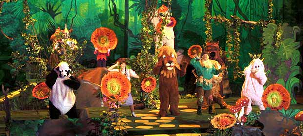 The Wizard of Oz Show DVD