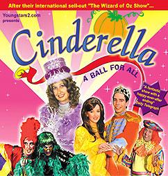 Cinderella Kids Interactive Show CD