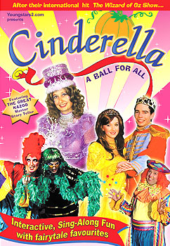 CCinderella - A Ball For All DVD