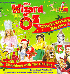 The Wizard of Oz Christmas Show CD
