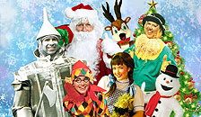 Santa's Wizard of Oz Christmas