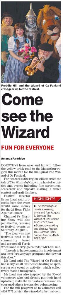 Macarthur Chronicle 30-7-2013