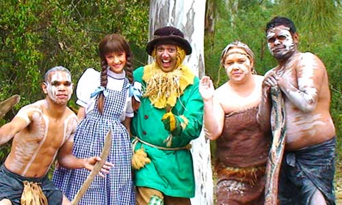 The Wizard of Oz Australiana Show
