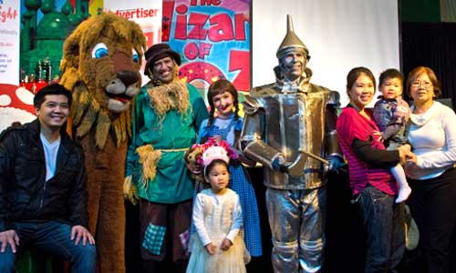 The Wizard of Oz Adventure Show