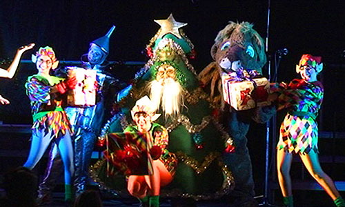 The Wizard of Oz Christmas Show