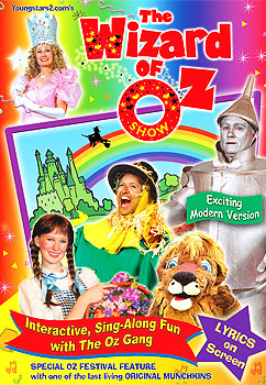 The Wizard Oz Show Dvd The Wizard Of Oz Show