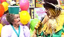 The Wizard of Oz Munchkin Margaret Pellegrini